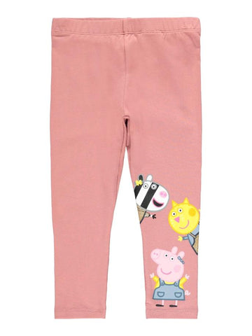 Peppa Pig Colourful Cotton Leggings