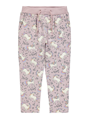 Name it Girls Unicorn Sweat Pants
