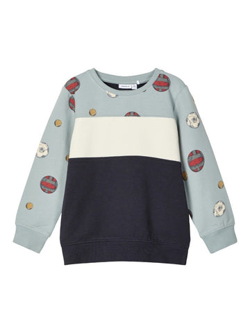 Name it Mini Boy Long Sleeve Sweatshirt