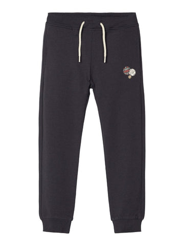 Name it Boys Navy Sporty Print Sweatpants