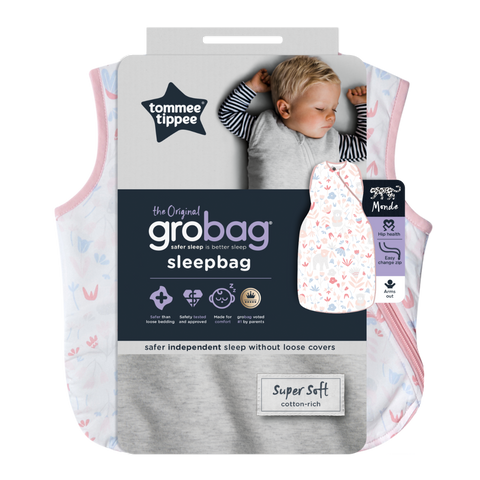 Grobag Sleepbag Floral Forest (2.5 Tog) by Tommee Tippee