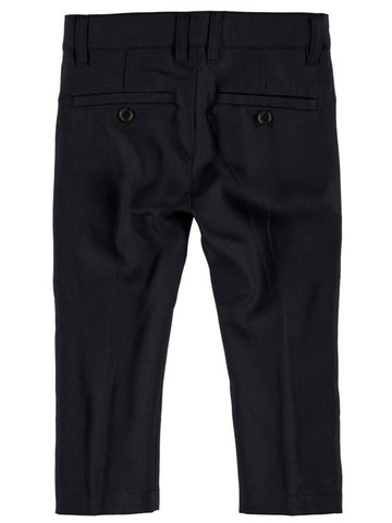 Name it Mini Boy Regular Fit Navy Suit Pants