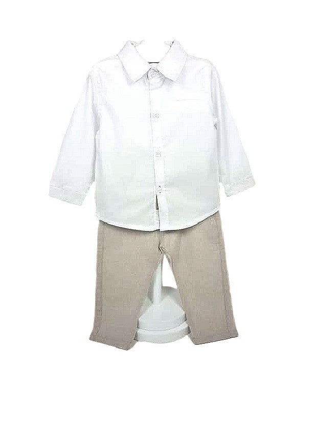 Boys Shirt & Trouser Set