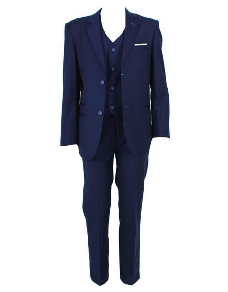 Creon Previs Jeffers Boys 3 Piece Communion Suit