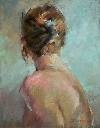 MASTERCLASS  - Painting the Figure From Life with Ingrid Christensen - September 2016