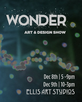 Wonder |  Art & Design Show - Dec 8th & 9th 2017