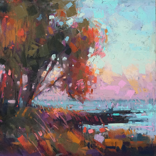 MASTERCLASS -  The Painterly Landscape in Pastels with Alain J. Picard
