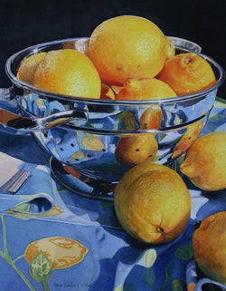 MASTERCLASS -  Watercolour Glazing with Karin Isenburg - Sept 8th -10th 2017