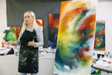 Paint 4 Self © Intuitive Painting Workshop with Fiona Neal - Feb 29 & Mar 1 2020