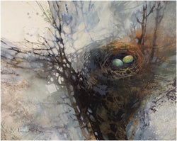 MASTERCLASS - Transforming Imagery - Negative Painting with Linda Kemp - Oct 13 & 14 2018