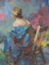 MASTERCLASS -  Composition to Completion: Creating Dynamic Paintings with Ingrid Christensen June 21-23 2019