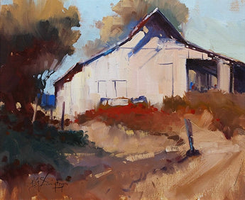 MASTERCLASS -  Alla Prima Oil Painting with Doug Swinton - Nov 2nd - 4th 2018