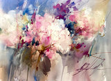 MASTERCLASS -  Capture the Fundamental Essence in Watercolour with Fabio Cembranelli - Oct 3rd & 4th 2020