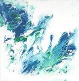 Go With the Flow - Acrylic Pouring with Brazen Edwards