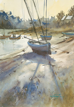 MASTERCLASS -  Plein Air Watercolour with Keiko Tanabe - May 5th - 7th 2017