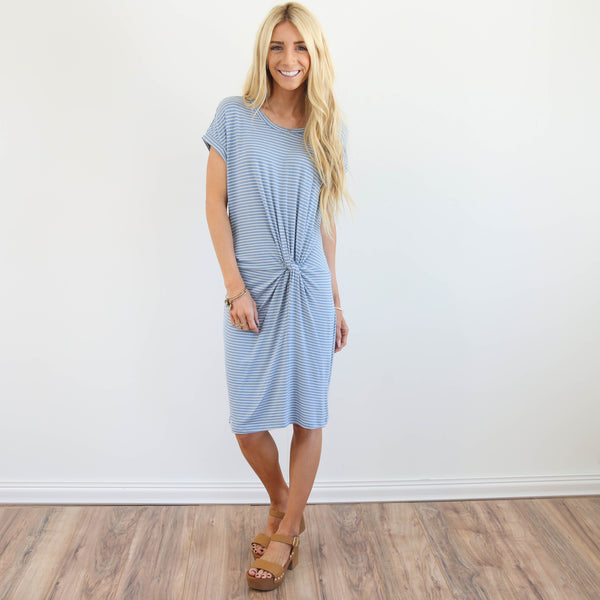 Hudson Stripe Dress