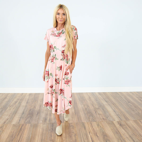 Meggie Floral Dress