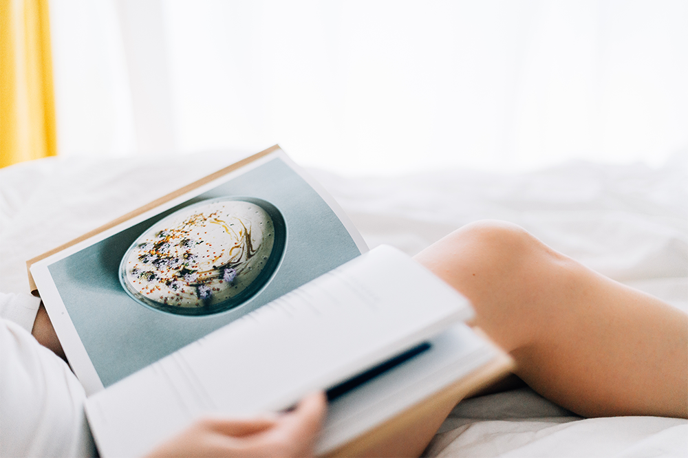 Core 4: 4 Wellness Reads We're Obsessed With!