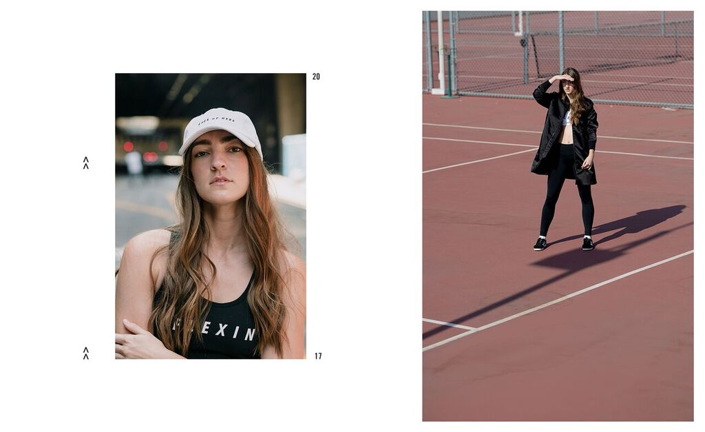 The Body Department - Athleisure Activewear - Capsule Collection