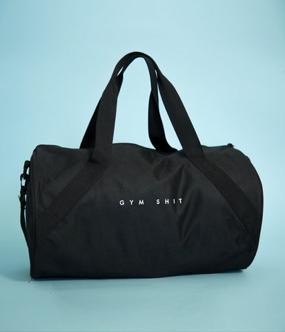 gym shit duffel bag