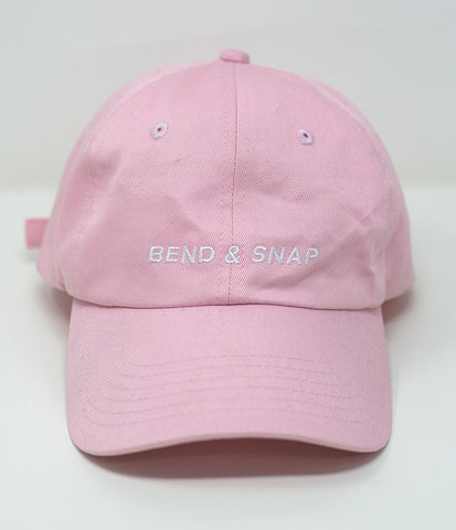 """Bend & Snap"" Dad Hat"