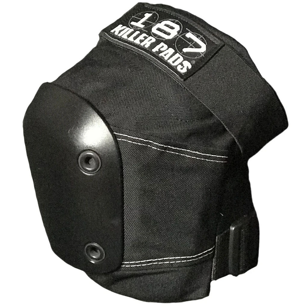 187 Slim knee pads black