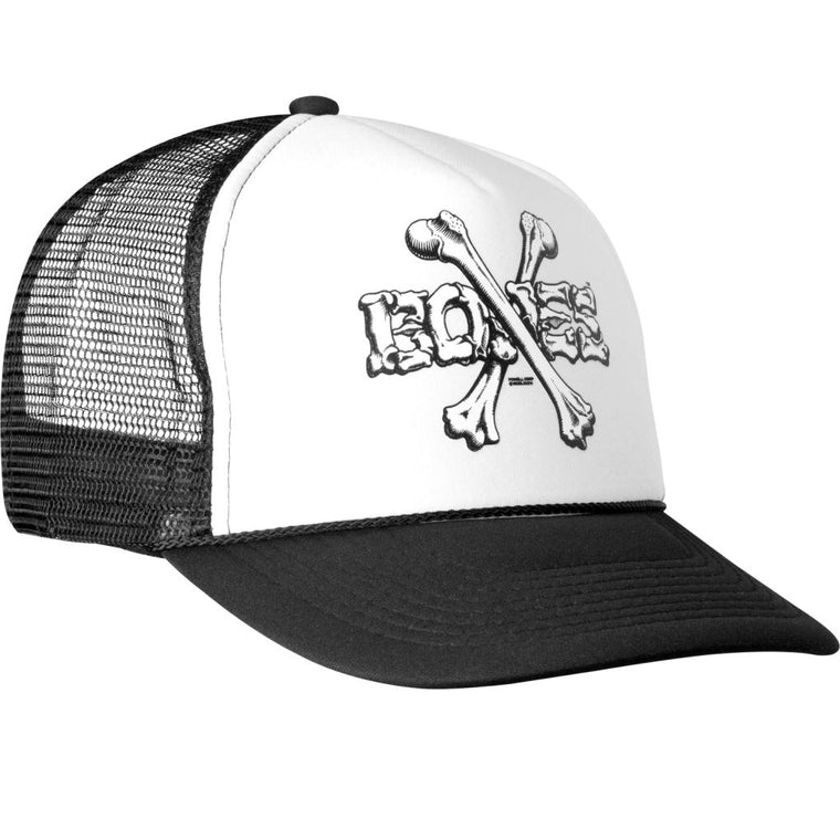 Powell Peralta Cap Cross Bones Mesh