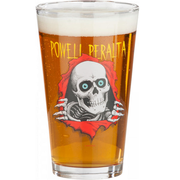 Bones Ripper Pint Glass