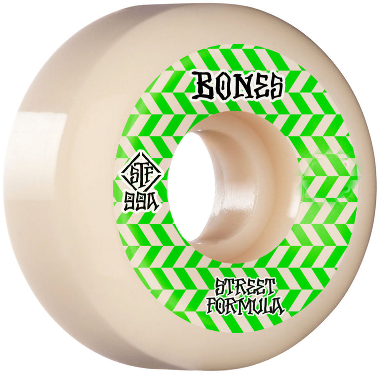 Bones Wheels STF Patterns Sidecuts V5 99A 55mm