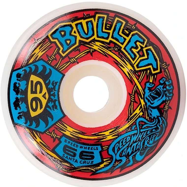 Bullet 66 Speedwheels Reissue 95A 66mm
