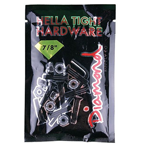 "Diamond Hella Tight Hardware 7/8"" allen"