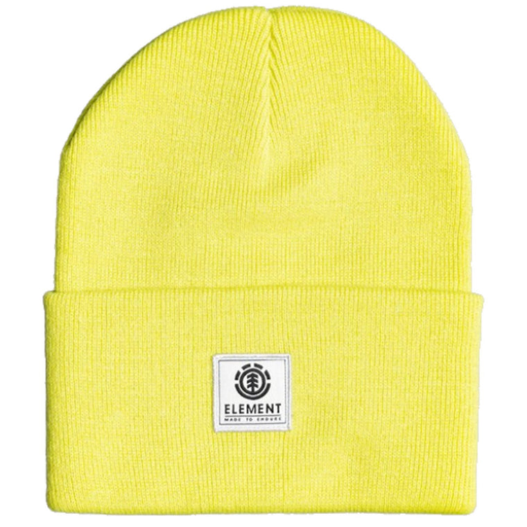 Element Dusk Beanie Limeade
