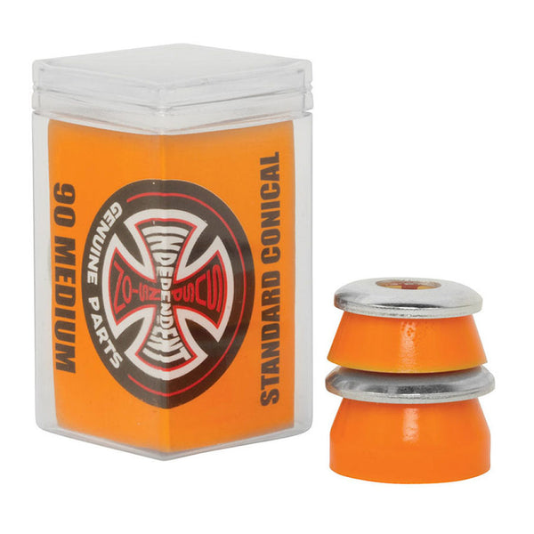 Independent Bushings Standard Conical 90A Medium Orange