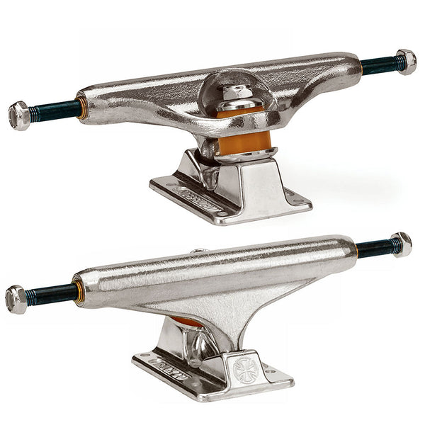 Independent Trucks 129 Forged Hollow Titanium 7.6""