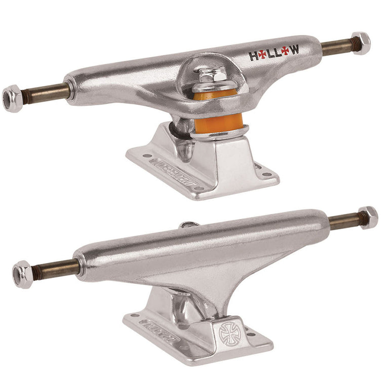 Independent Trucks 144 Forged Hollow Silver 8.25