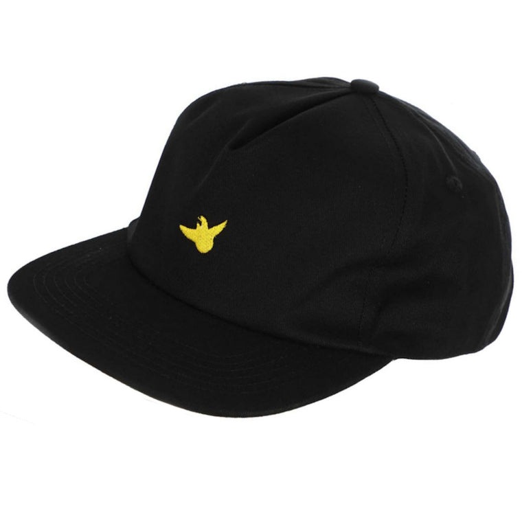 Krooked Snapback OG Bird Black