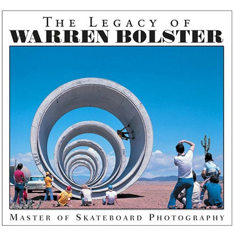 Legacy Of Warren Bolster book