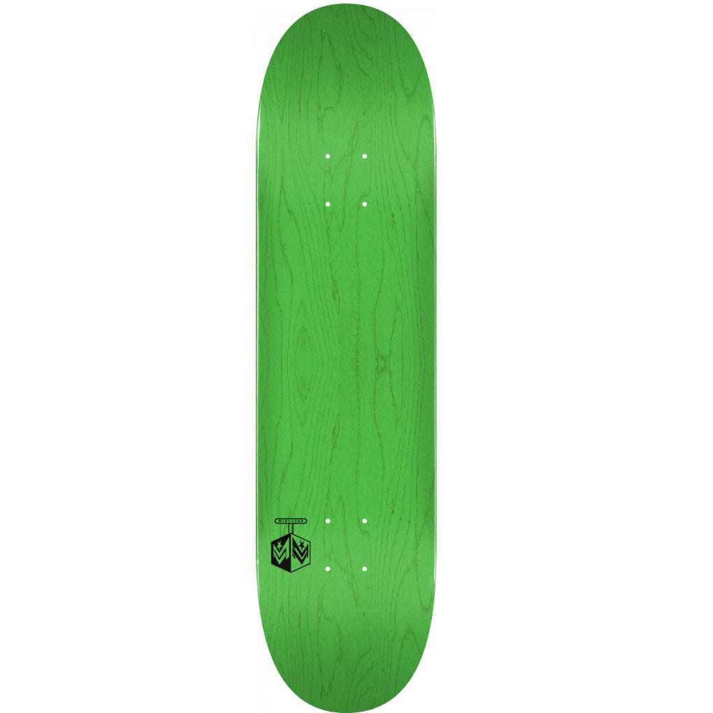 Mini Logo Detonator Green 7.75""