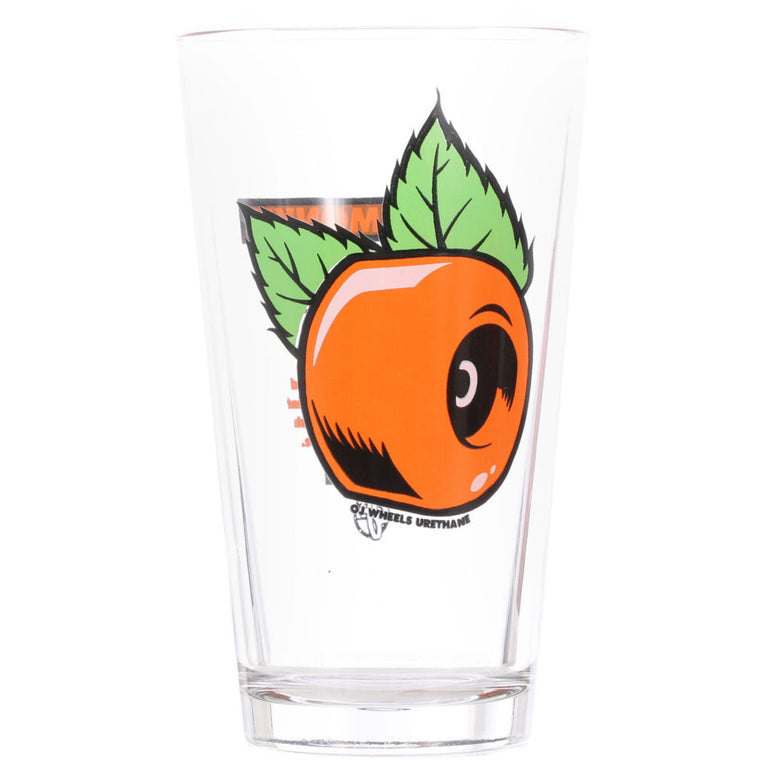 OJ Brass Monkey Pint Glass
