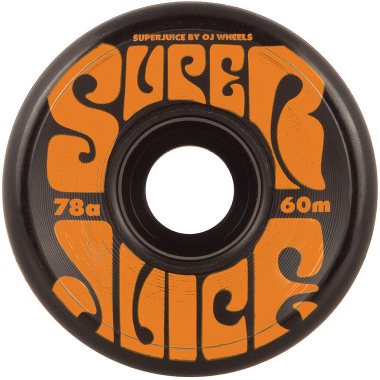 OJ Super Juice Black 60mm