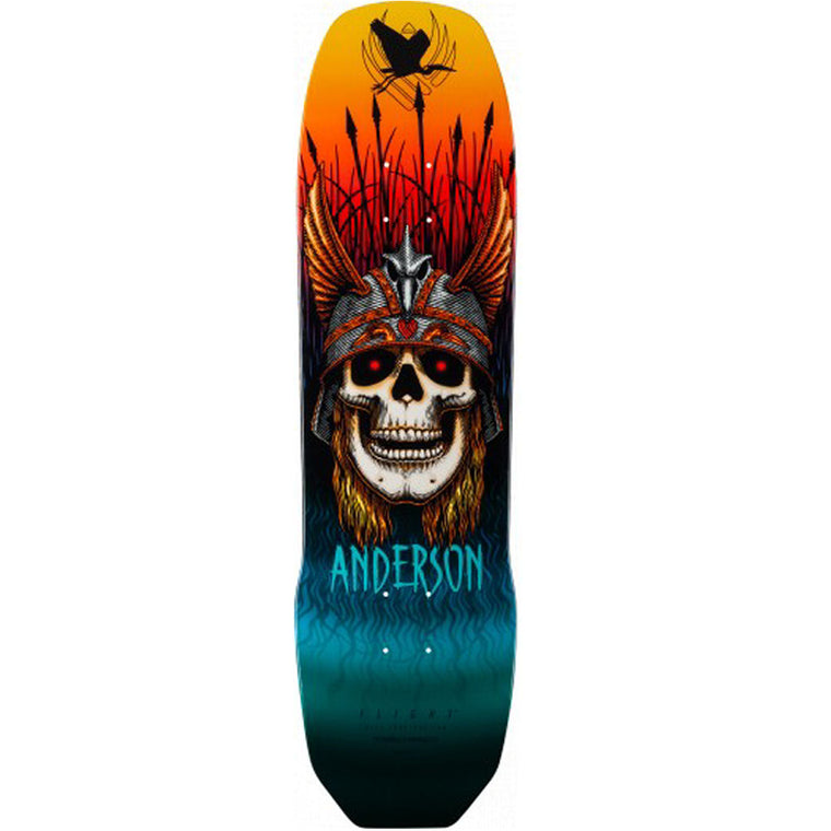 Powell Peralta Flight Anderson Heron