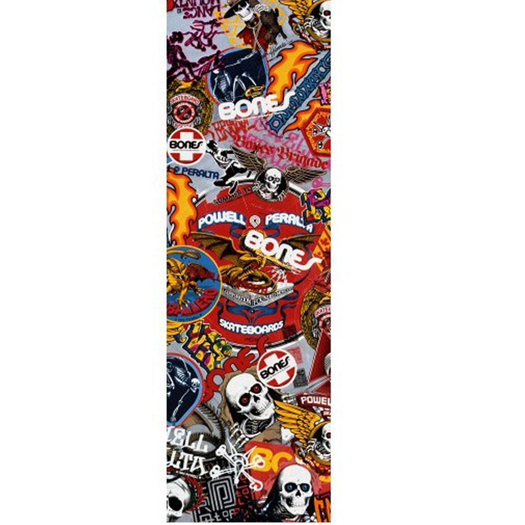 Powell Peralta Grip Tape OG Stickers Wide