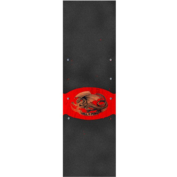 Powell Peralta Grip Tape Oval Dragon