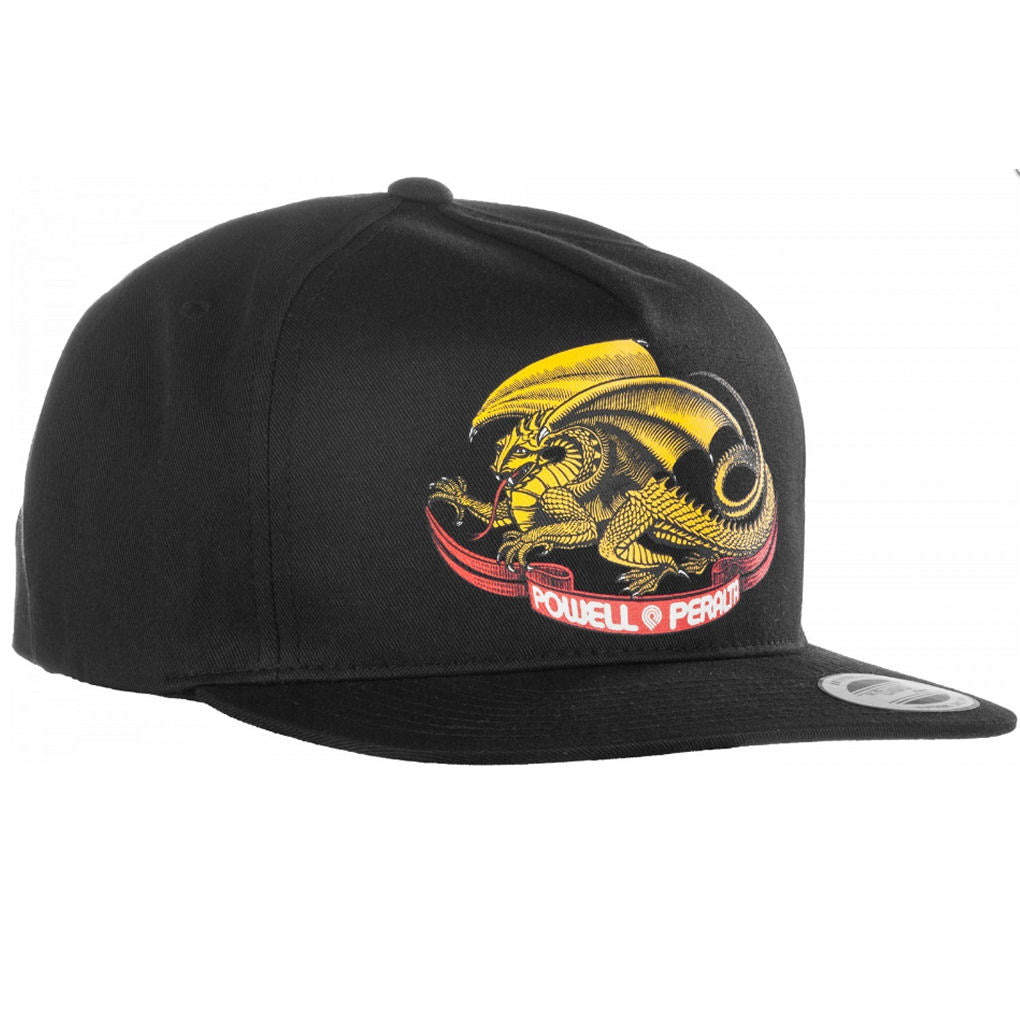 Powell Peralta Hat Oval Dragon Snapback