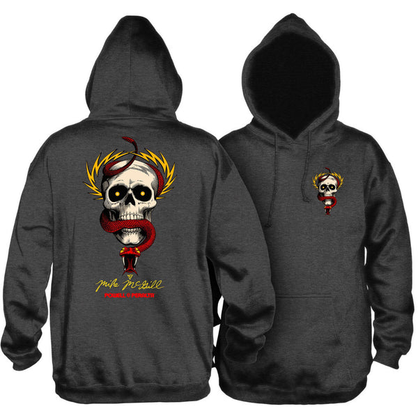 Powell Peralta McGill Hoodie charcoal