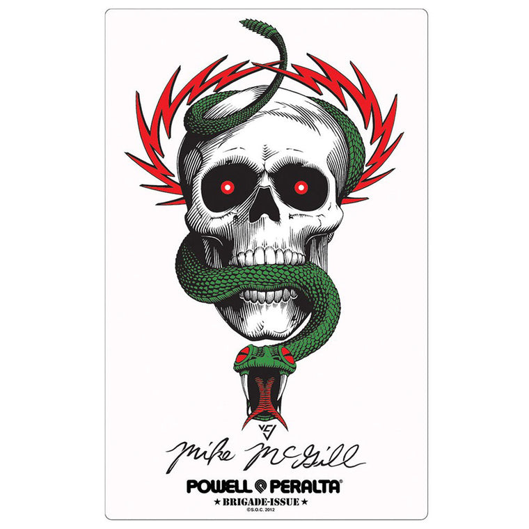 Powell Peralta Sticker BB McGill