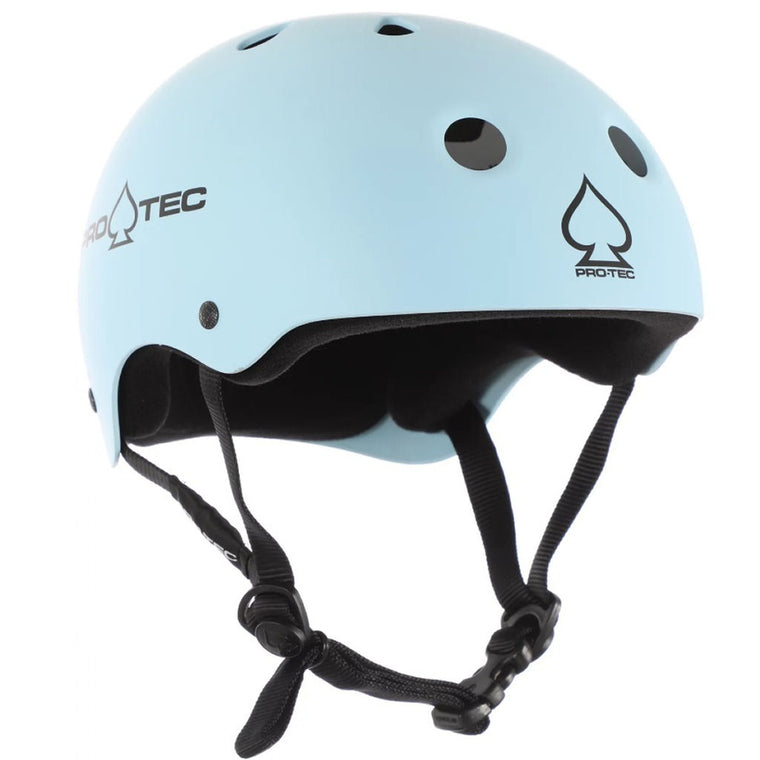 Protec Helmet CSPC Certified Matte Light Blue