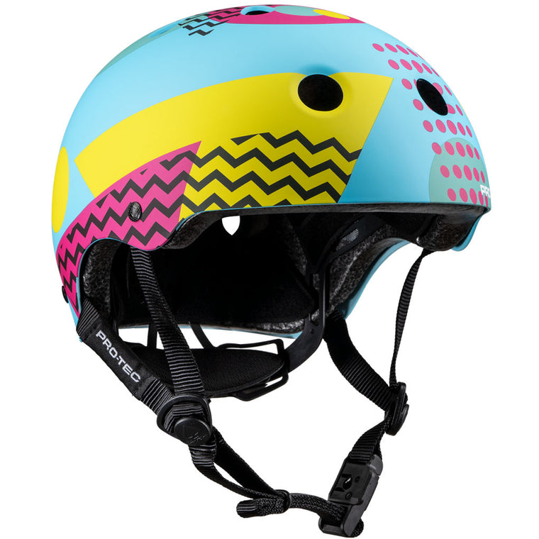 Protec Helmet CSPC Certified Junior 80's Pop