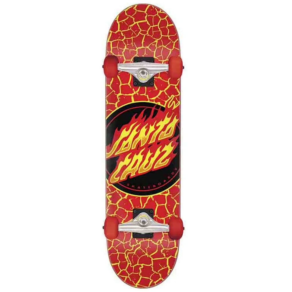 Santa Cruz Flame Dot Large 8.25""
