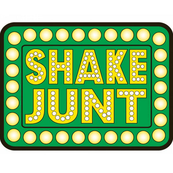 Shake Junt Large Box Sticker
